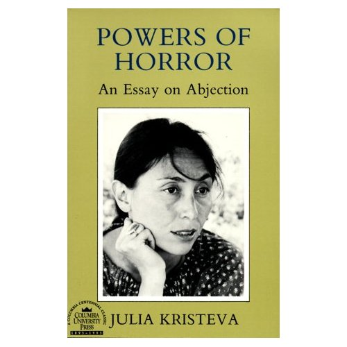 Kristeva julia. powers of horror an essay on abjection